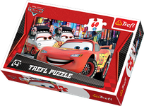 Jigsaw Puzzle - 60 Pieces - Cars 2 : Welcome to Tokyo KB11931