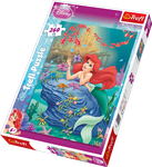 Trefl Puzzle The Little Mermaid Disney Princess (260 Pieces) KD60723