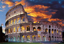 Trefl The Colosseum 1500 Piece Jigsaw Puzzle TB92386