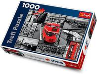 Trefl London Collage 1000-Piece Puzzle VA39833