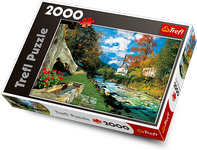 2000 Piece Puzzle Bavarian Alps Germany LX36671