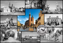 Poland, Krakow: City that I love AZ52350