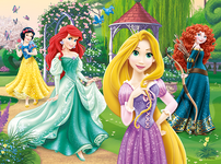 The Disney Princesses - Elegance QA13140