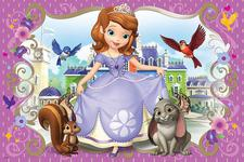 Trefl Disney Sofia's Best Friends Maxi Puzzle FB36965