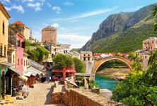 The Old Town of Mostar QX18471