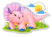 Pink Baby Triceratops
