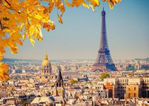 Пазлы Autumn in Paris (1000 эл.) TP53381