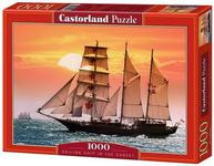 Пазлы Sailing Ship in the Sunset (Парусник) (1000 эл.) BK11915