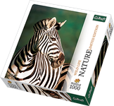 Zebra - Puzzle Nature Limited Edition