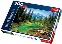 500 Piece Puzzle Tatra Mountains