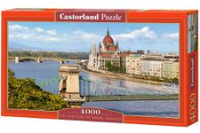 Пазлы The View over the Danube, Budapest (4000 эл.) VN84795