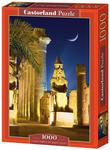 Пазлы Luxor Temple by Night, Egypt (Луксор, Египет) (1000 эл.) MQ36900